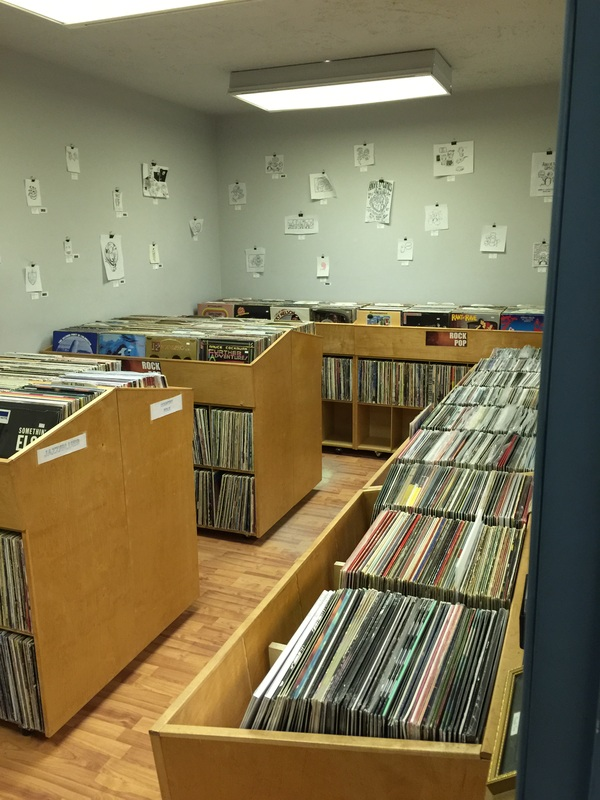 Know the shop blueprint entertainment lethbridge ab vinyl as a vinyl room contains new used vinyl organized by genre and alphabetically local art seen on the walls malvernweather Image collections