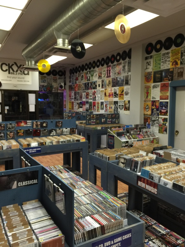 Know the shop blueprint entertainment lethbridge ab vinyl as a the main room is predominanty cds with some sale vinyl and new arrivals staff picks making their way there malvernweather Image collections